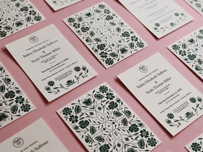 Wedding Invitations!! flowers marriage mexico letterpress invites floral wedding invitation invitation wedding
