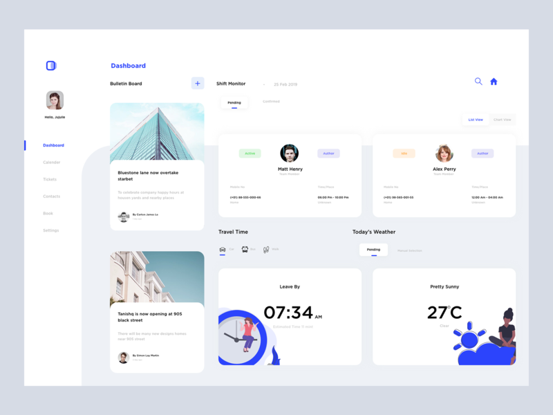 Dashboard Design [Source File Included] free ui freebie landing page website design illustration xd figma sketch dashboard template cards simple ui modern dashboard ux dashboard ui simple dashboard