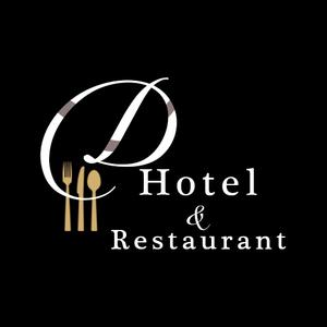 D hotel logo
