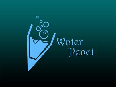 Water Pencil logo