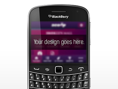 Blackberry Bold 9930 Layered PSD psd photoshop free resources blackberry download template