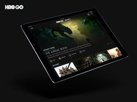 HBO GO for iPad