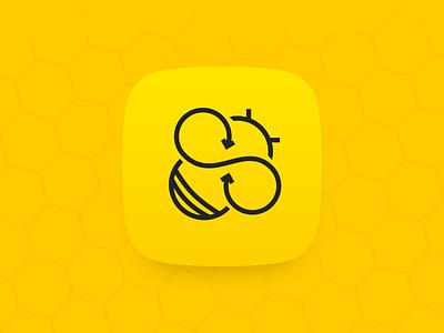 Cerana infinite stream apis api logo branding shadow diffused gradient flat icon app