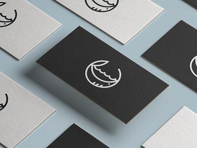 Fish client freelance reject blackandwhite minimalistic minimal logo