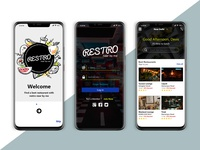 Restro near by me screens