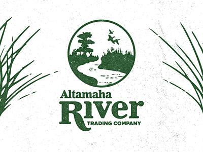 Altamaha River Trading Company branding refresh