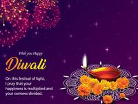 Diwali Card 2018
