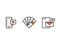 Design & Share - Icons