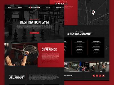 Renegade | Website
