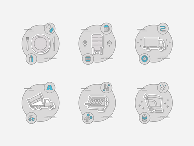 Industrial Markets | Icons 1/2