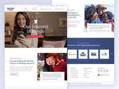 Liberty Savings Bank | Website