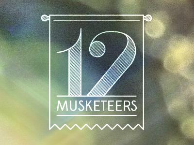 12 Musketeers