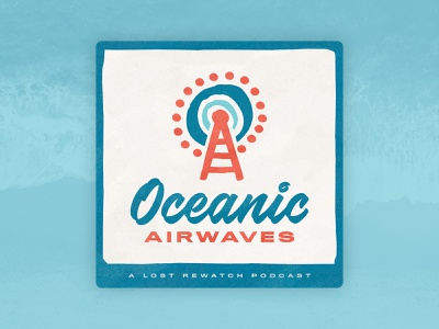 Oceanic Airwaves | A Lost Rewatch Podcast airplane airwaves oceanic dharma podcast tv lost