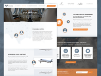 Partners in Aviation | Website