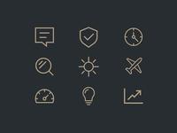 LMA | Icons