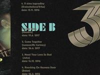 upcoming vinyl design