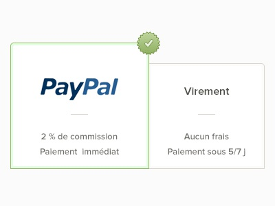Payment Selector