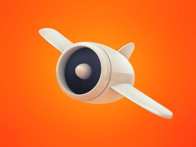 Fly turbine