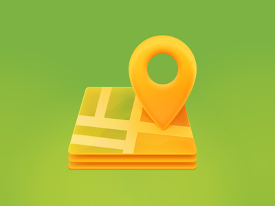 Location Icon practice icon pin map location