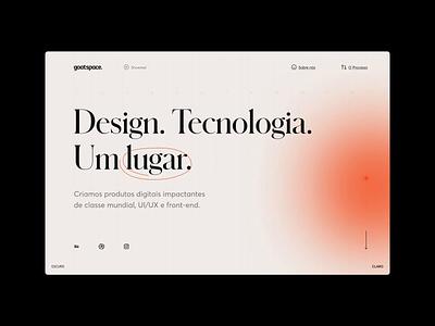 Goatspace — Website illustration branding minimal ux design ui design ui flat
