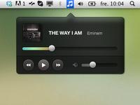 Music Widget
