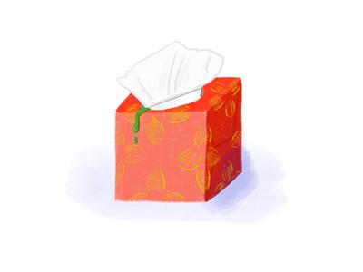 Used Tissues