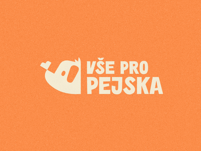 Logo for online store with dog stuff 💖 typography design illustration logo drawing dogillustration dog