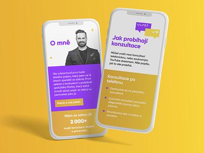 Mobile design 🎨 mobile ui website app purple purple design marketing design marketing brand visual identity visual id web design mobile app design ux design mobile design branding design