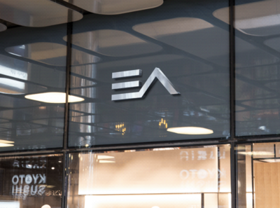 Electronic Arts redesigning logo !!!!