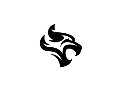 Big Cat logo designer for sale racing sports character aggressive abstract vector icon logos illustration logo animal jaguar cougar leopard lion sabertooth tiger cat