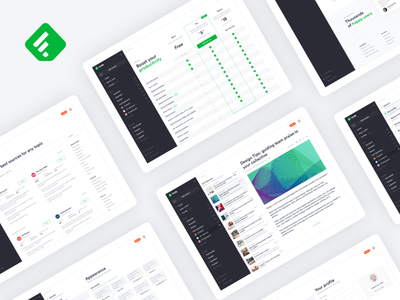 Feedly redesign - Discover insightful sources desktop ui ux sidebar redesign rss reader pricing settings discover article news feedly
