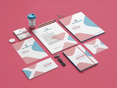 Branding Presentation - Xkreativita brand presentation inspire create print design business brand logo design typography logo brand identity branding product design graphic design design