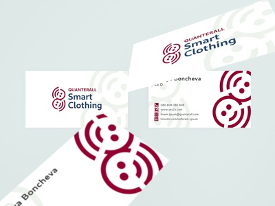 QSC Business Cards