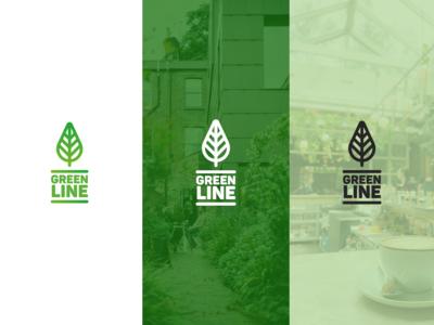 Green Line Logos