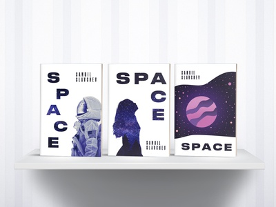 Space Book Covers