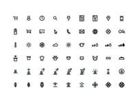 Angle Icon set