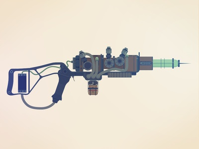 A3 21's Plasma Rifle