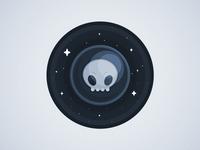 Skullstronaut