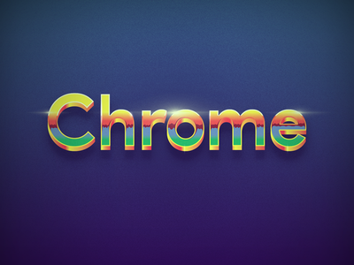 Google Chrome Chrome type flare glow brand colors logo chrome browser