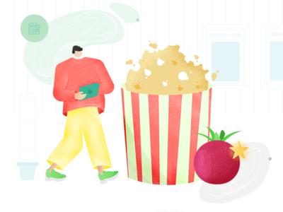 Movie Rating illustration