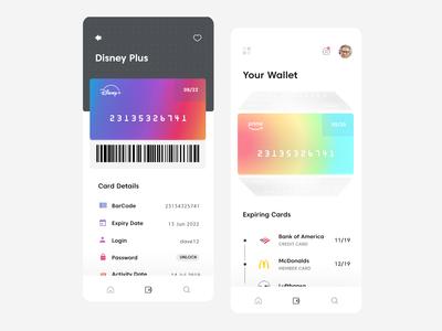Wallet Mobie App
