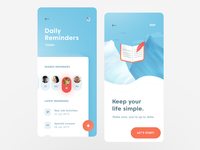 Reminders Mobile App