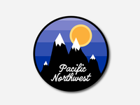 Pacific Northwest Patch