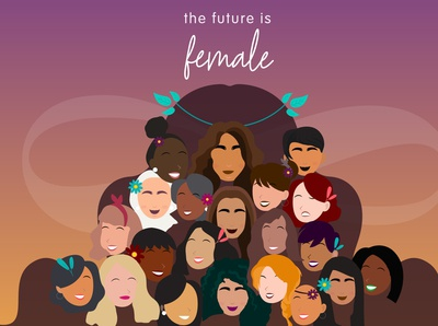 WOMENS DAY | POSTER DESIGN