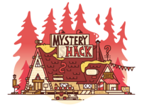 Mystery Shack - RE-RE-REMIX