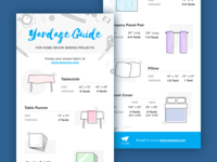 Fabric Guide Infographic