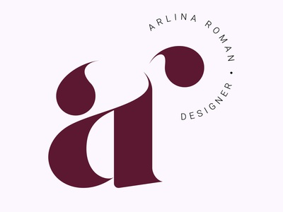 Arlina Roman | Personal Rebrand brand identity design brand identity designer brand identity brand design logo designer rebranding logotype logodesign