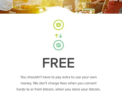 Circle - Free bitcoin website icons