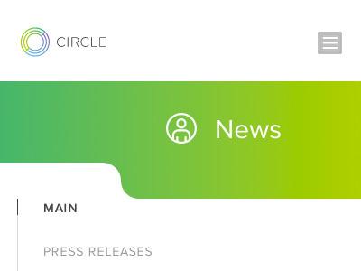 Circle - News bitcoin website