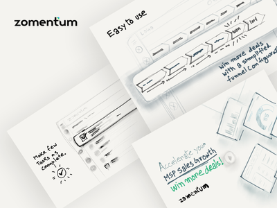 Ideation Sketch for Product UI Animation sketching brainstorming brainstorm uidesign ui sketch zomentum sketches ideation